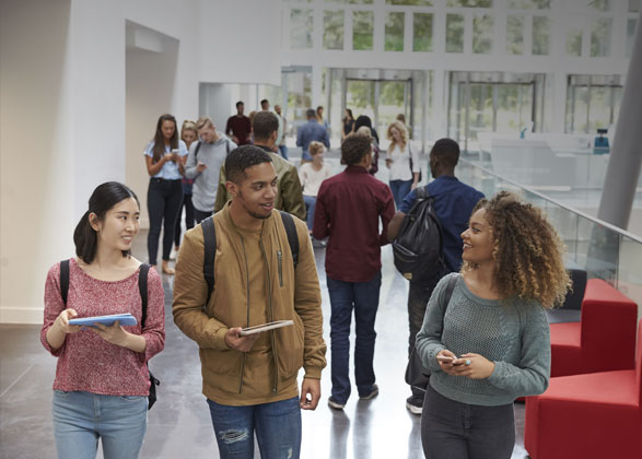 European universities with an ever-increasing international focus